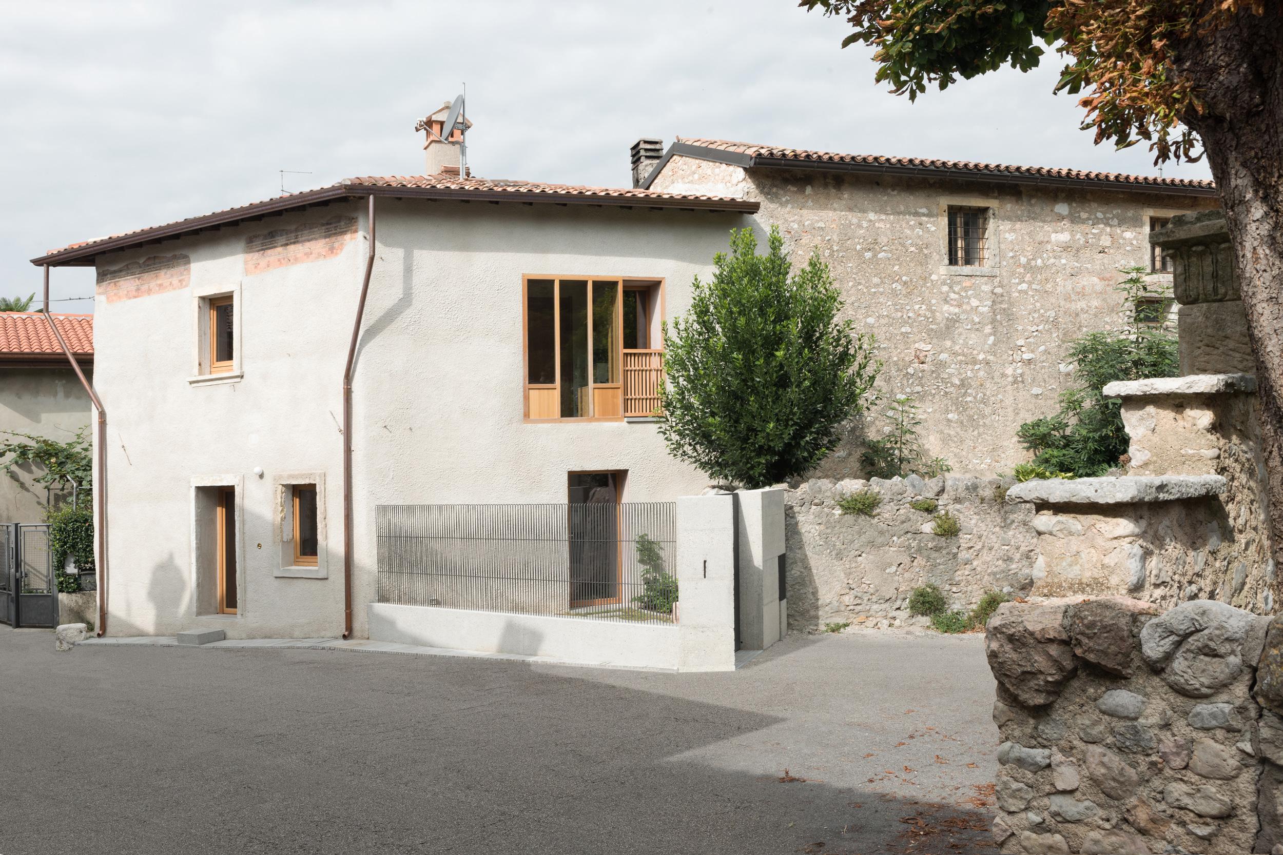 Castello house